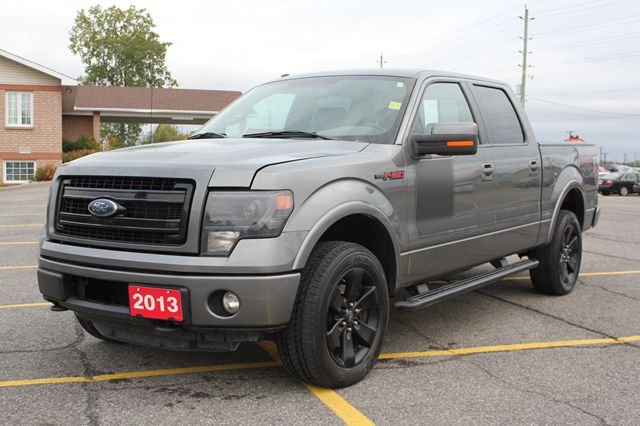 2013 ford f 150 fx4 4x4 leather nav crew cab ottawa ontario used car for sale 1916383. Black Bedroom Furniture Sets. Home Design Ideas