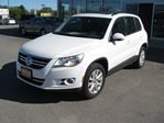 2010 Volkswagen Tiguan Comfortline in Alliston, Ontario