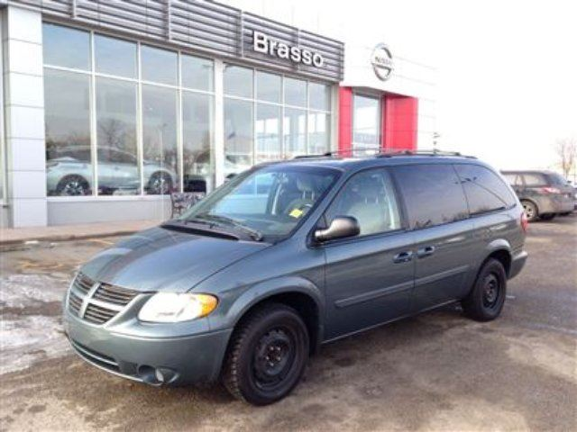 2006 dodge grand caravan sxt calgary alberta used car. Black Bedroom Furniture Sets. Home Design Ideas