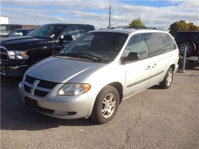 2003 dodge grand caravan sport as is not certified concord ontario. Cars Review. Best American Auto & Cars Review
