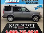 2011 Land Rover LR4 HSE V8 4x4 Luxury, Power, Offroad Ready in Red Deer, Alberta