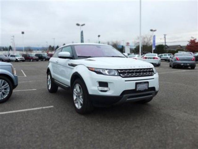 2012 land rover range rover evoque pure plus coupe. Black Bedroom Furniture Sets. Home Design Ideas