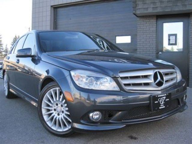 2010 mercedes benz c class c250 4matic calgary alberta for 2010 mercedes benz c250