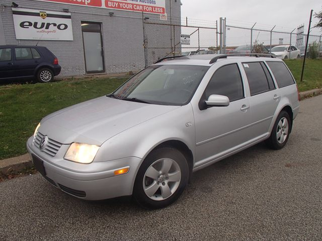 2004 Volkswagen Jetta Wagon GLS TDI 5-SPEED DIESEL + LEATHER+ SUNROOF Silver | EURO MOTORSPORTS ...