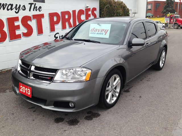 2013 dodge avenger sxt oshawa ontario used car for sale 1921316. Cars Review. Best American Auto & Cars Review