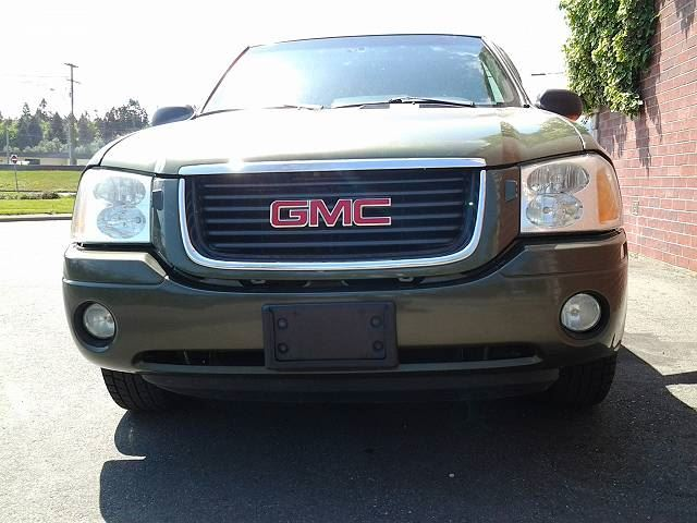 2002 GMC ENVOY SLE 4WD in Koksilah, British Columbia