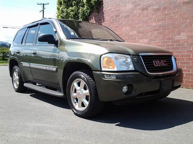 2002 gmc envoy sle 4wd koksilah british columbia car for sale 1921772. Black Bedroom Furniture Sets. Home Design Ideas