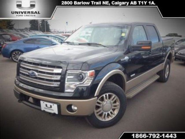 2013 ford f 150 king ranch calgary alberta used car for sale 1922825. Black Bedroom Furniture Sets. Home Design Ideas