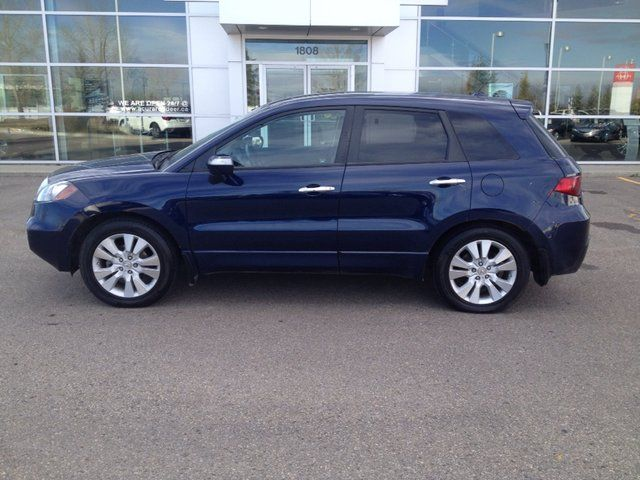 2010 acura rdx tech sh awd red deer alberta used car for sale 1923913. Black Bedroom Furniture Sets. Home Design Ideas