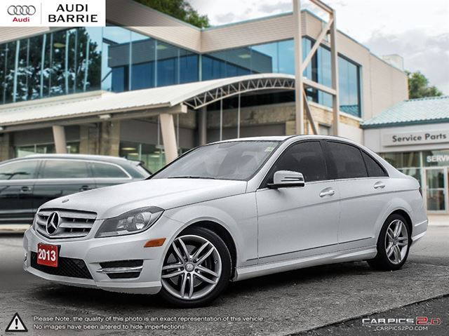 Mercedes Benz Barrie Used Cars