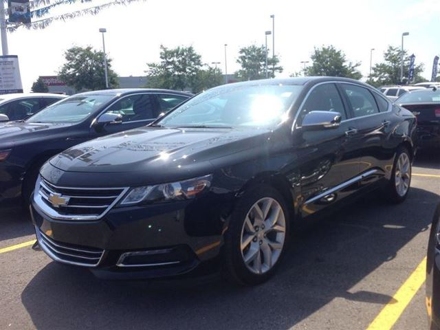 2014 chevrolet impala 2lz ottawa ontario used car for. Black Bedroom Furniture Sets. Home Design Ideas