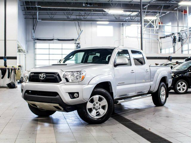 2012 toyota tacoma 4x4 double cab trd sport silver lexus. Black Bedroom Furniture Sets. Home Design Ideas
