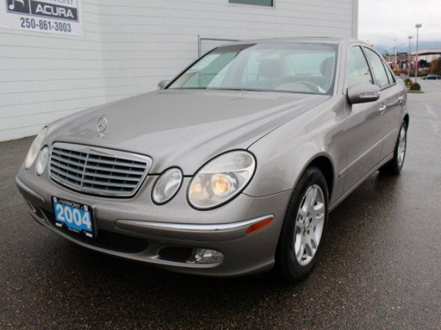 2004 mercedes benz e class e320 low kms rwd local for 2004 mercedes benz e class e320