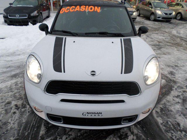 2011 mini cooper countryman base sherbrooke quebec car for sale 1925490. Black Bedroom Furniture Sets. Home Design Ideas