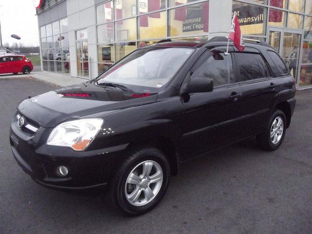 2009 Kia Sportage LX COMMODIT? *** PRIX IMBATTABLE *** in Sherbrooke, Quebec