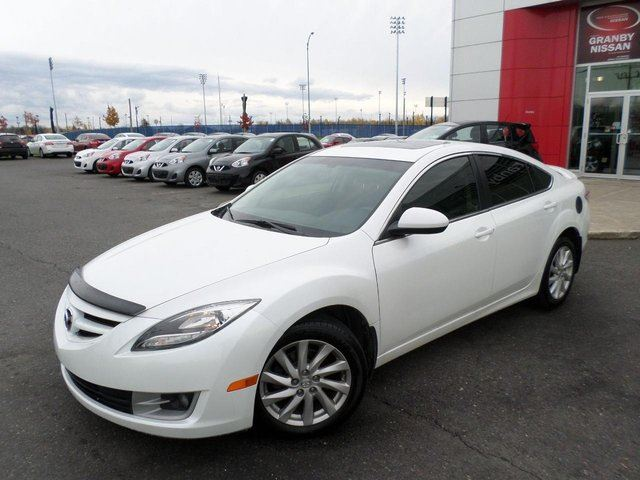 2011 mazda mazda6 gs v6 sherbrooke quebec car for sale. Black Bedroom Furniture Sets. Home Design Ideas