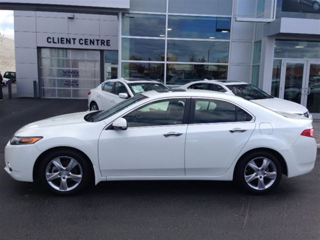2013 acura tsx tech white acura of hamilton. Black Bedroom Furniture Sets. Home Design Ideas