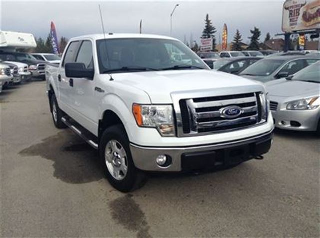 Edmonton Alberta Used Vehicles Cars Trucks Suvs For Sale: 2012 Ford F-150 XLT Power Options Low Payments