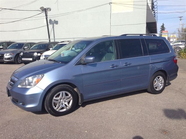 2007 honda odyssey ex l ottawa ontario used car for. Black Bedroom Furniture Sets. Home Design Ideas