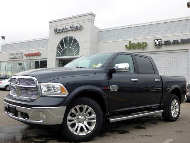 2015 dodge ram 1500 longhorn new crew cab diesel 4x4 nav leather tow. Cars Review. Best American Auto & Cars Review