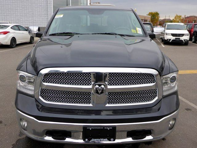 2015 dodge ram 1500 longhorn new crew cab diesel 4x4 nav leather tow pkg backup cam in thornhill. Black Bedroom Furniture Sets. Home Design Ideas