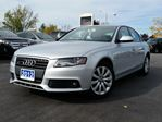 2012 Audi A4 AWD LUXURY SEDAN in Belleville, Ontario