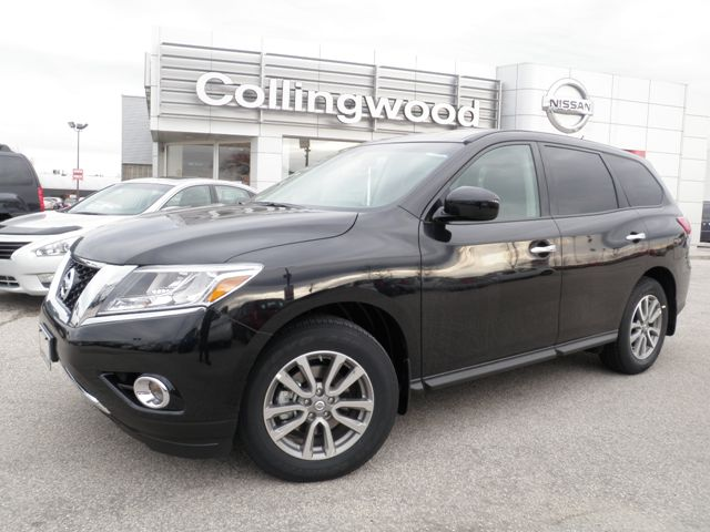 2015 nissan pathfinder s 4wd collingwood ontario used car for sale 1929858. Black Bedroom Furniture Sets. Home Design Ideas