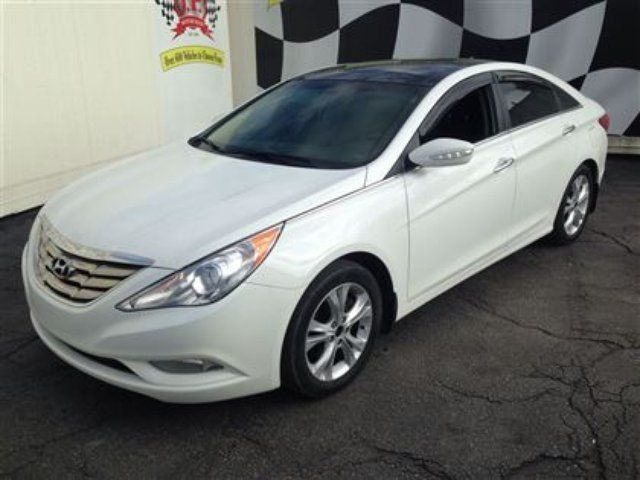 2012 hyundai sonata limited burlington ontario used car for sale 1931001. Black Bedroom Furniture Sets. Home Design Ideas
