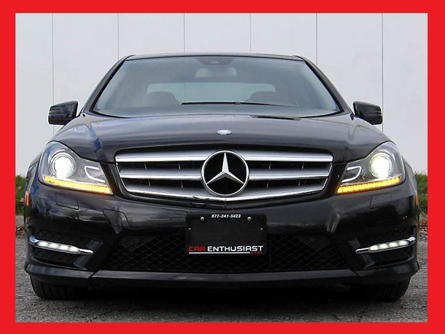 2012 mercedes benz c class c300 4matic amg black car for 2012 mercedes benz c300 price