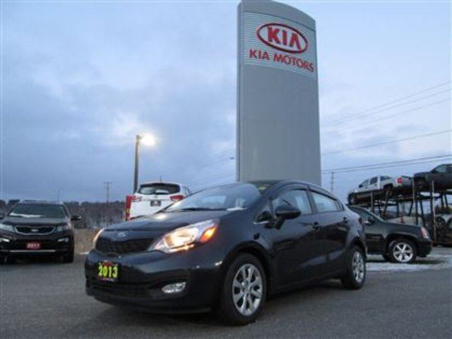 2013 Kia Rio Lx Clear The Lot Sales Event On Now Blue