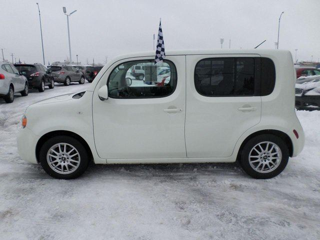2009 nissan cube 1 8s auto cruise sherbrooke quebec car. Black Bedroom Furniture Sets. Home Design Ideas