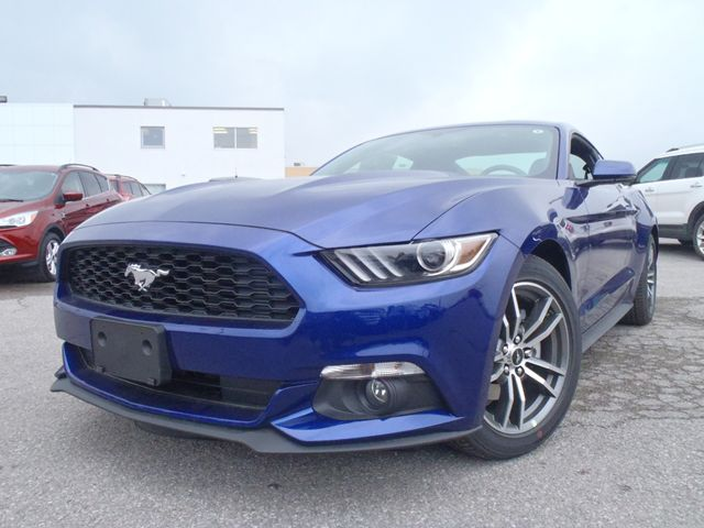 2015 ford mustang ecoboost premium port perry ontario new car for sale 1932871. Black Bedroom Furniture Sets. Home Design Ideas