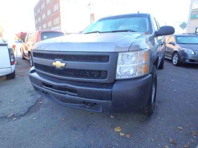 2009 chevrolet silverado 1500 ls 4x4 whitby ontario used car for sale 1934443. Black Bedroom Furniture Sets. Home Design Ideas