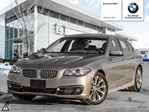2014 BMW 5 Series 528i xDrive Premium & Connected Drive Packages! Local Car, 1 Owner! in Winnipeg, Manitoba