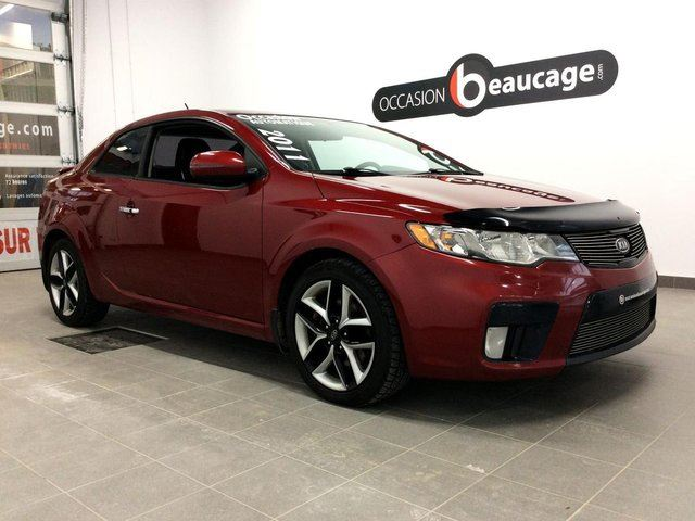 2011 kia forte koup sx garantie impeccable inspect garantie sherbrooke quebec car. Black Bedroom Furniture Sets. Home Design Ideas