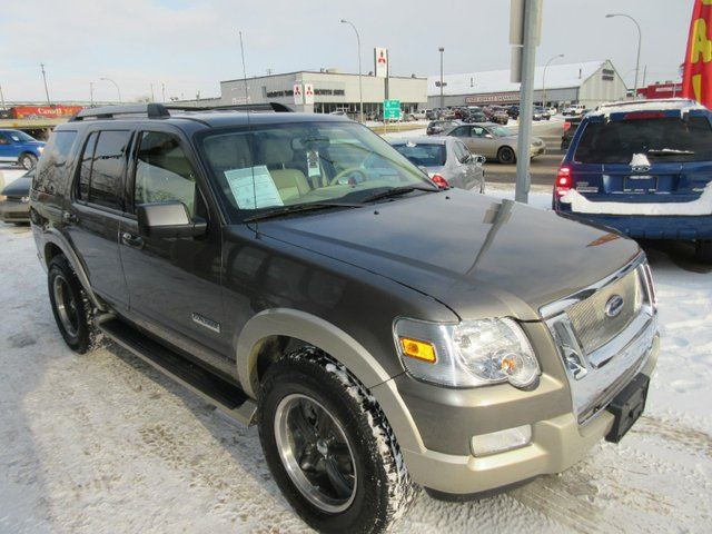 2006 Ford Explorer Eddie Bauer 4dr 4x4 Grey Family