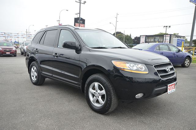 2009 hyundai santa fe gls whitby ontario car for sale. Black Bedroom Furniture Sets. Home Design Ideas