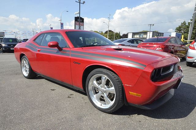 2012 dodge challenger r t hemi whitby ontario car for. Black Bedroom Furniture Sets. Home Design Ideas