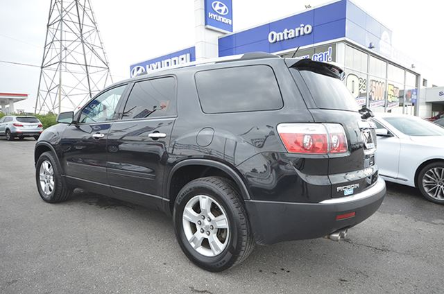 2010 gmc acadia sl fwd whitby ontario car for sale 1938587. Black Bedroom Furniture Sets. Home Design Ideas