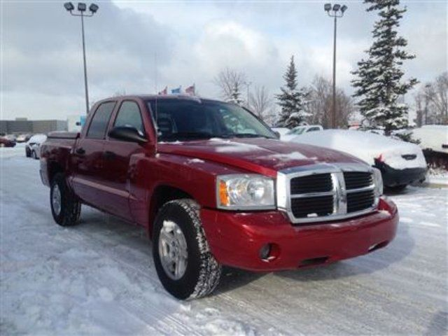 2006 dodge dakota slt quad cab in calgary alberta. Black Bedroom Furniture Sets. Home Design Ideas