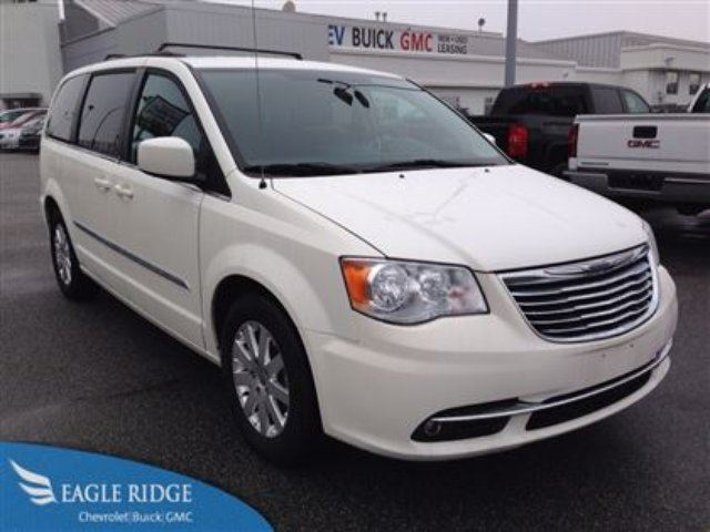 2013 chrysler town and country touring in coquitlam british columbia. Cars Review. Best American Auto & Cars Review