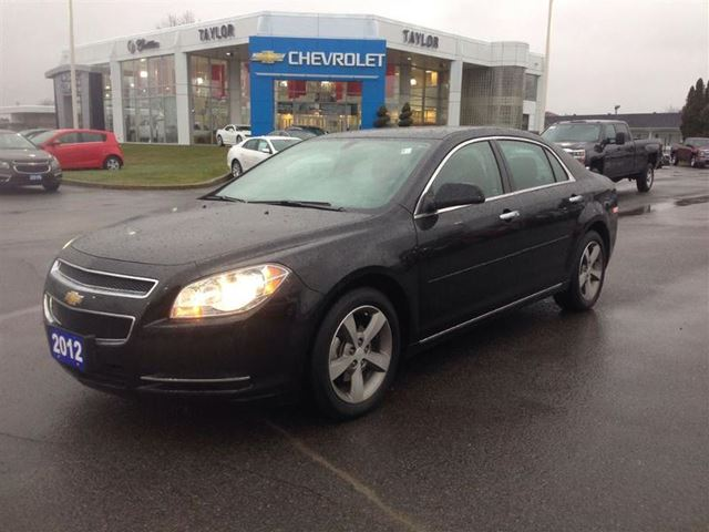 2012 chevrolet malibu lt kingston ontario used car for. Black Bedroom Furniture Sets. Home Design Ideas