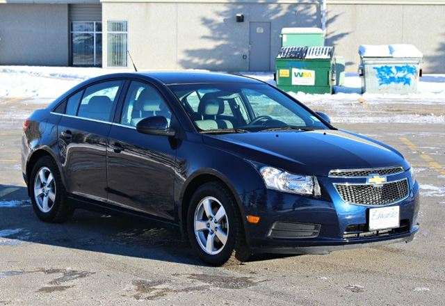 2011 chevrolet cruze lt turbo in rocky mountain house alberta. Black Bedroom Furniture Sets. Home Design Ideas