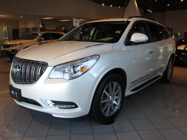 2014 BUICK ENCLAVE Leather in Victoria, British Columbia