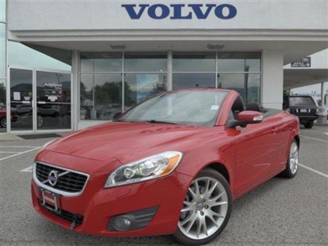 2011 volvo c70 t5 a kelowna british columbia used car for sale 2011151. Black Bedroom Furniture Sets. Home Design Ideas