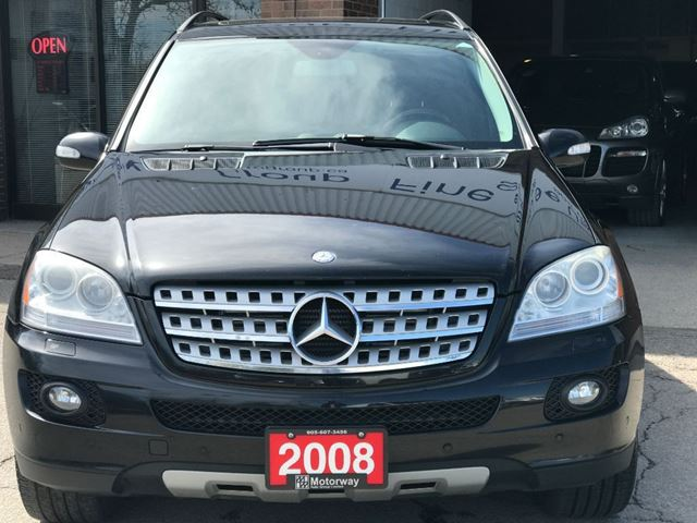 2008 Mercedes-Benz M-Class ML320 3.0L CDI in Mississauga, Ontario