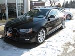 2014 Audi A5 Progressiv in Alliston, Ontario