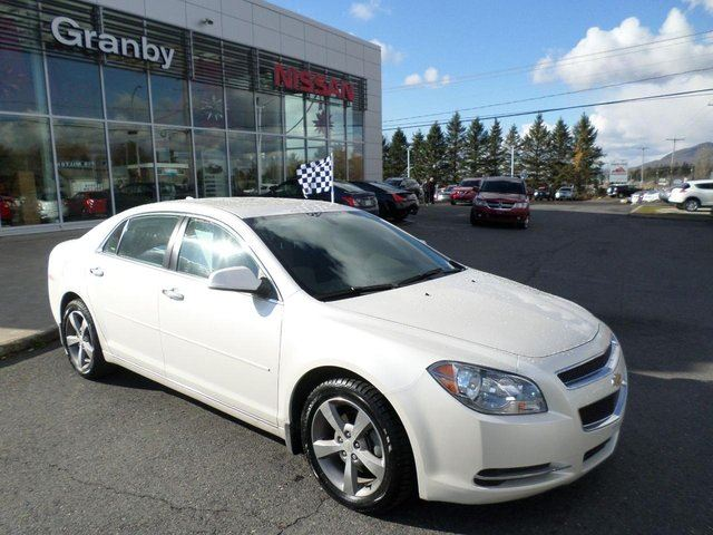 used 2012 chevrolet malibu lt sherbrooke. Black Bedroom Furniture Sets. Home Design Ideas