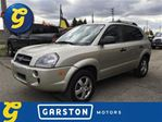 2007 Hyundai Tucson GLS 2.0*KEYLESS ENTRY*CLIMATE CONTROL* in Cambridge, Ontario