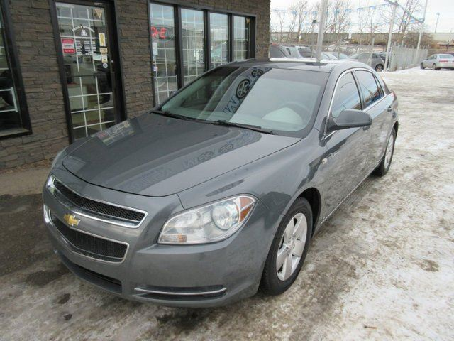 2008 Chevrolet Malibu Base 4dr Sedan Grey Family Motors